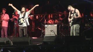 Un Rojo Reggae Band - Intro / Revolution Live in Nicaragua - Como Agua de Mayo