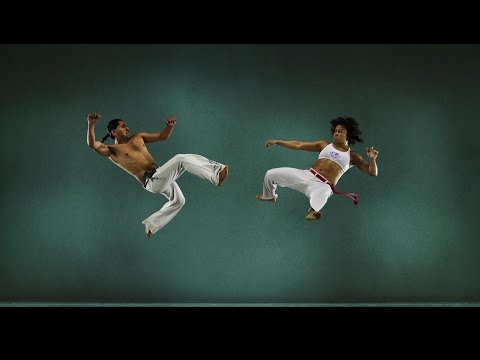 Fast action packed Capoeira compilation