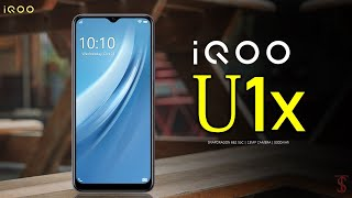 iQoo U1x Price, Official Look, Design, Camera, Specifications, 6GB RAM, Features, and Sale Details