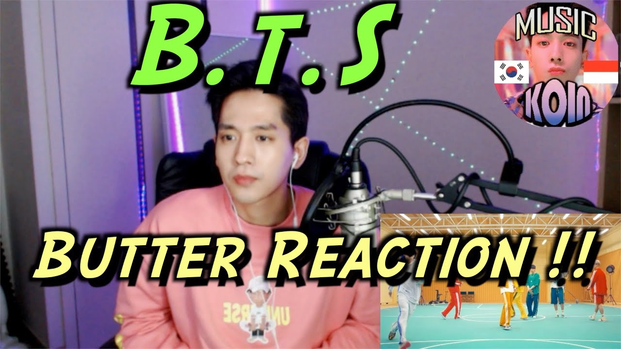 [Reaction] Phillipkorea - BTS (방탄소년단) 'Butter (Cooler Remix)'