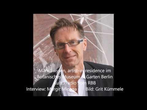 Mark Swysen Interview vom Kulturradio RBB