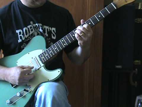 Spooky/Atlanta Rhythm Section (tutorial) - cover by Tonedr