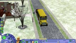 The Sims 2 Gameplay