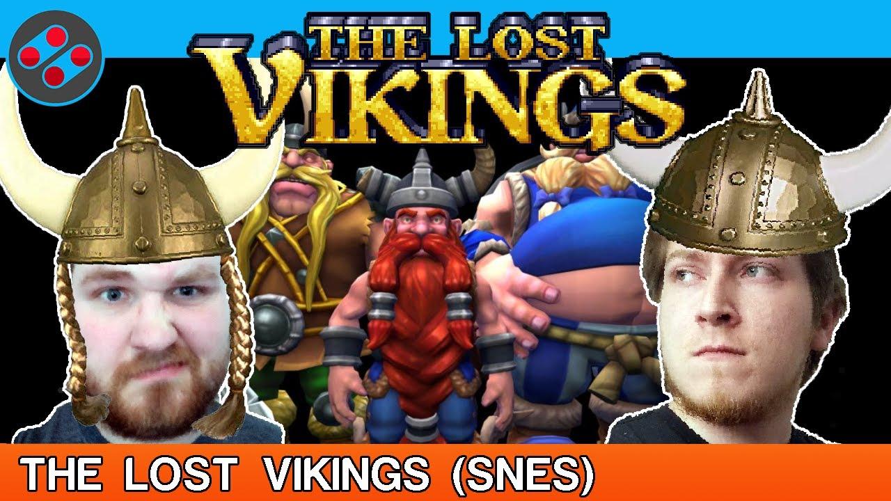 the lost vikings full movie
