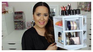 Ordena tu maquillaje - Organizador giratorio QVC Thumbnail