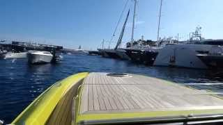 Wider super yacht tenders at Monaco yacht show 2015