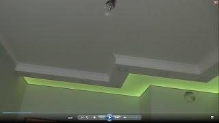 видео Элитная финишная отделка стен во время ремонта