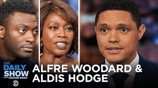 """Alfre Woodard & Aldis Hodge - A Humanizing Look at Death Row in """"Clemency"""" 