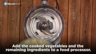 How to make cilantro-goat cheese cauliflower rice