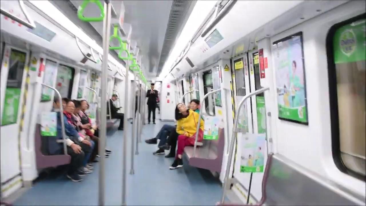 深圳地鐵9號線/梅林線西延段(往前灣)全區間行車片段 Shenzhen Metro Line 9/Meilin Line(to Qianwan) - YouTube