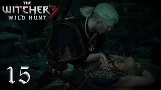 The Witcher 3: Wild Hunt [15] - На ощупь.Магический светильник