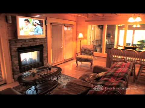 Aunt Bug S Cabin Rentals Youtube