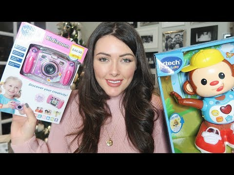 WHAT I GOT MY KIDS FOR CHRISTMAS | BABY & TODDLER - BOY & GIRL |  VLOGMAS #16