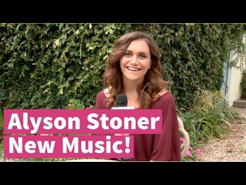 Youtube Music & Film Star Alyson Stoner Interview: Talks New Mp3, Inspiration & High School