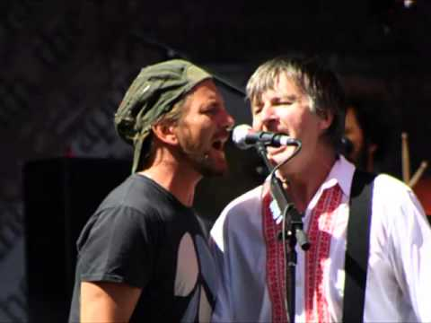 Neil Finn and Eddie Vedder - Throw Your...