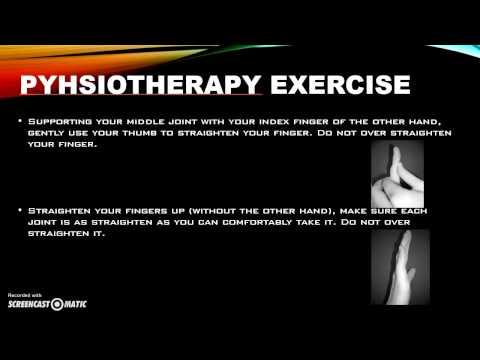 Sport Injury webinar Fractured Distal Phalanx