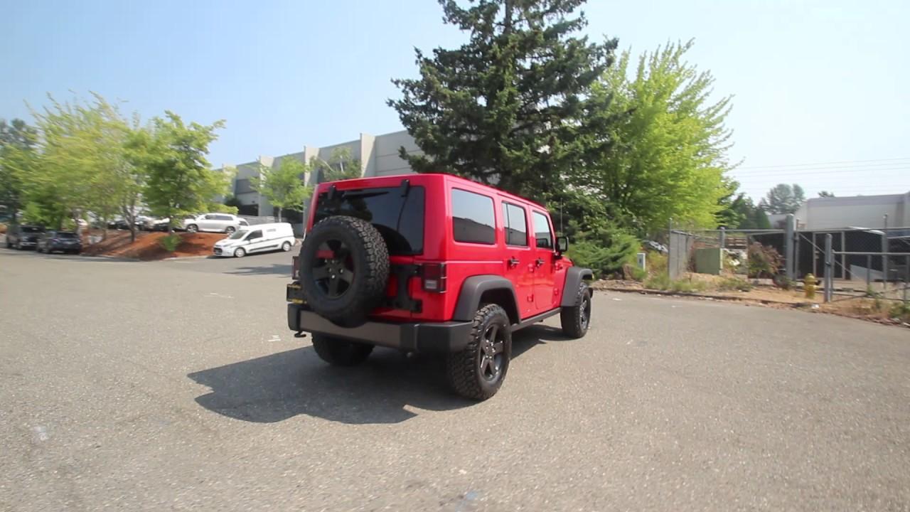 jeep wrangler unlimited big bear edition