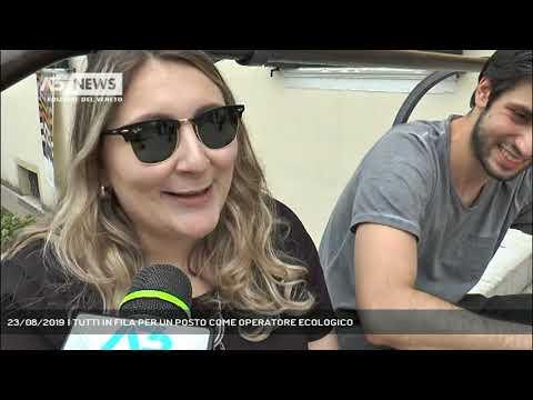 23/08/2019 | TUTTI IN FILA PER UN POSTO COME OPERA...