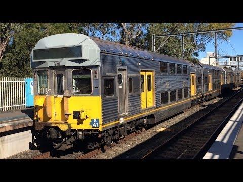 Sydney Trains Vlog 267: Merrylands Part 2