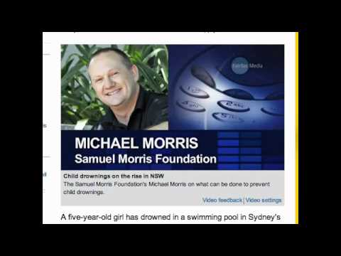 Fairfax Media - Michael Morris on preventing drowning.mp4