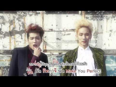 Karaoke-Thaisub   ToHeart (WooHyun&Key) - You're My Lady