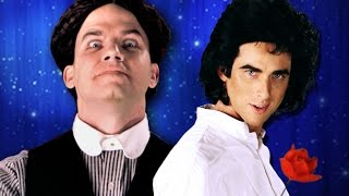 David Copperfield vs Harry Houdini. Epic Rap Battles of History