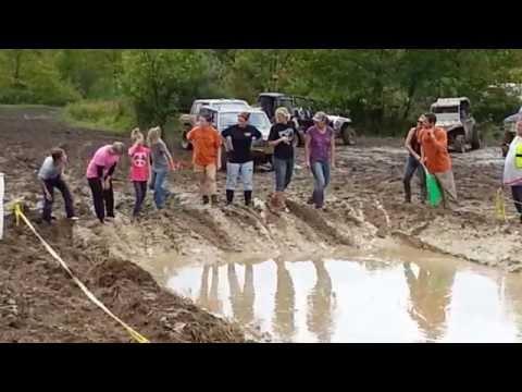 2013 Mud Madness Mud Dash Rush, KY
