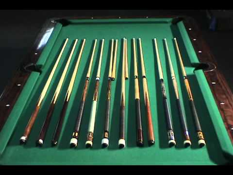 Pool Cues For Sale Youtube