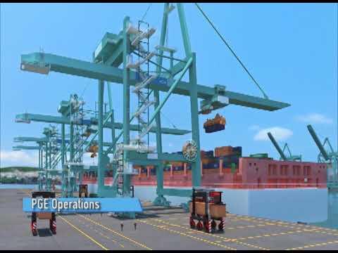 San Antonio Outer Port / Puerto Exterior de San Antonio