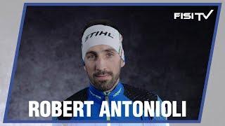 Robert Antonioli. 'Mi sento molto più in forma'