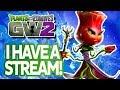 Dream Team Stream Team - Plants vs Zombies Garden Warfare 2
