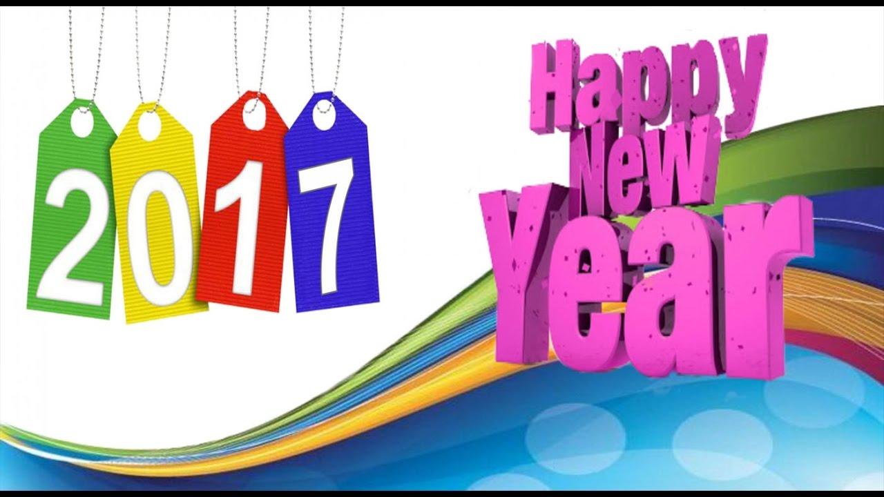Happy New Year 2017 Beautiful Wishesnew Year Greetingswhatsapp