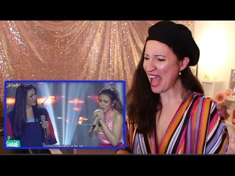 Vocal Coach REACTS to REGINE VELASQUEZ & MORISSETTE AMON- MARIAH CAREY MEDLEY