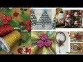 7 Manualidades Navideñas con Reciclaje😍 - Recycled Christmas Crafts ♻️