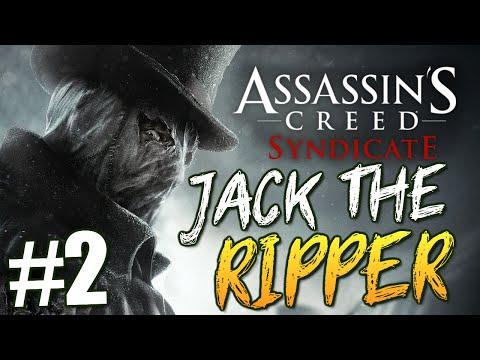 Assassins Creed: Syndicate - DLC Джек Потрошитель - Прохождение игры на русском [#8] PC ФИНАЛ