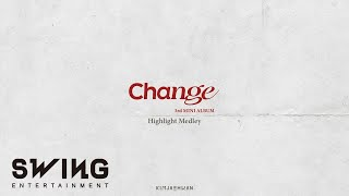 김재환(Kim Jaehwan)_3rd MINI ALBUM 'Change' Highlight Medley