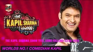 the kapil sharma show season 1 titel music full hd