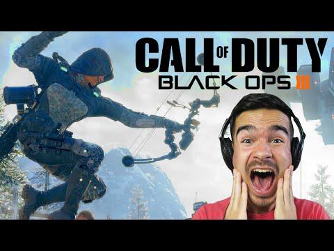 Call of Duty BLACK OPS 3 : Frag den Rille Peter #15 [FACECAM] - KRANK SEIN IST SCHEISSE !!