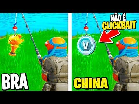 7 Segredos Que Você NÃO SABIA Sobre O Fortnite Da CHINA!