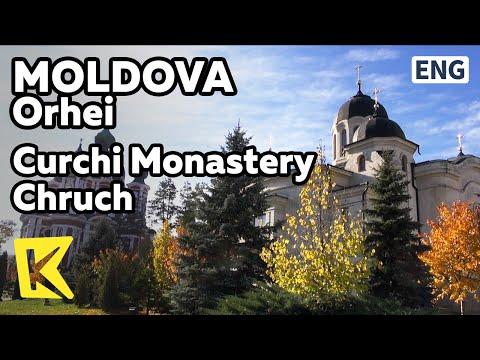 【K】Moldova Travel-Orhei[몰도바 여행-오르헤이]계절에 따라 사용하는 꾸르끼 수도원/Curchi/Monastery/Catholic church