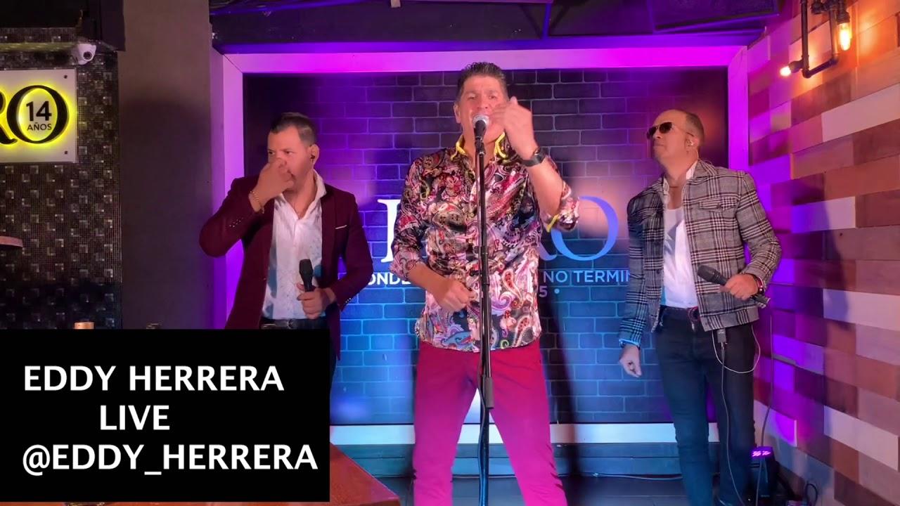 Eddy Herrera - Ahora Soy Yo - Live