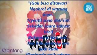 """Warkop DKI Reborn-Ngobrol Di Warung Kopi """"LIRIK"""""""