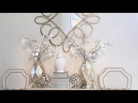 DECORATE WITH ME FRONT ENTRYWAY DECORATING IDEAS