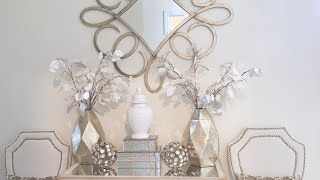 DECORATE WITH ME|FRONT ENTRYWAY DECORATING IDEAS