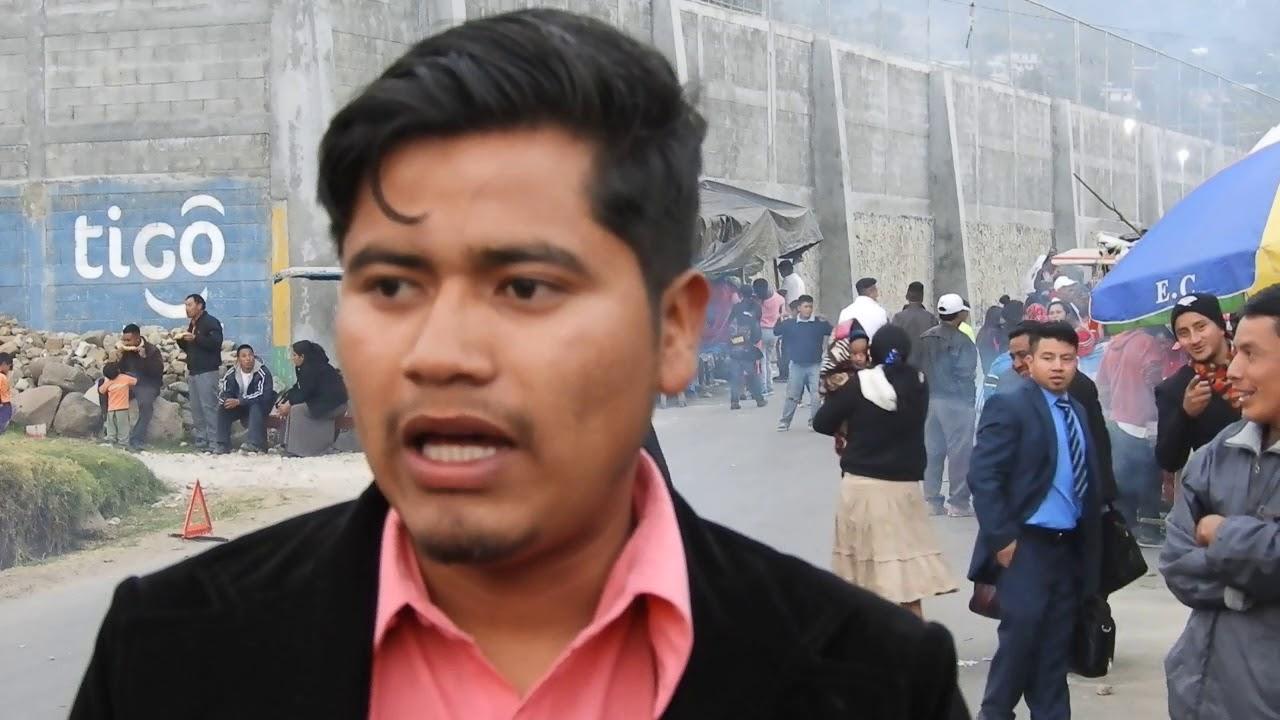 Entrevista a hermanos de Sala #1 Sibinal San Marcos durante las ...