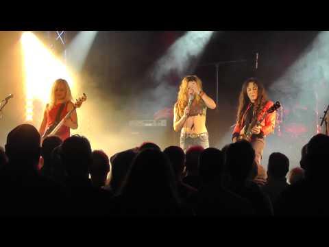 Lez Zeppelin - Rock & Blues  Butlins - Skegness  England 2015
