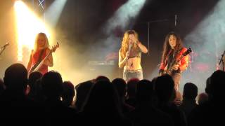 Lez Zeppelin - Rock & Blues  Butlins - Skegness  England 2015