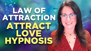 Law of Attraction - Attract Love Hypnosis DVD