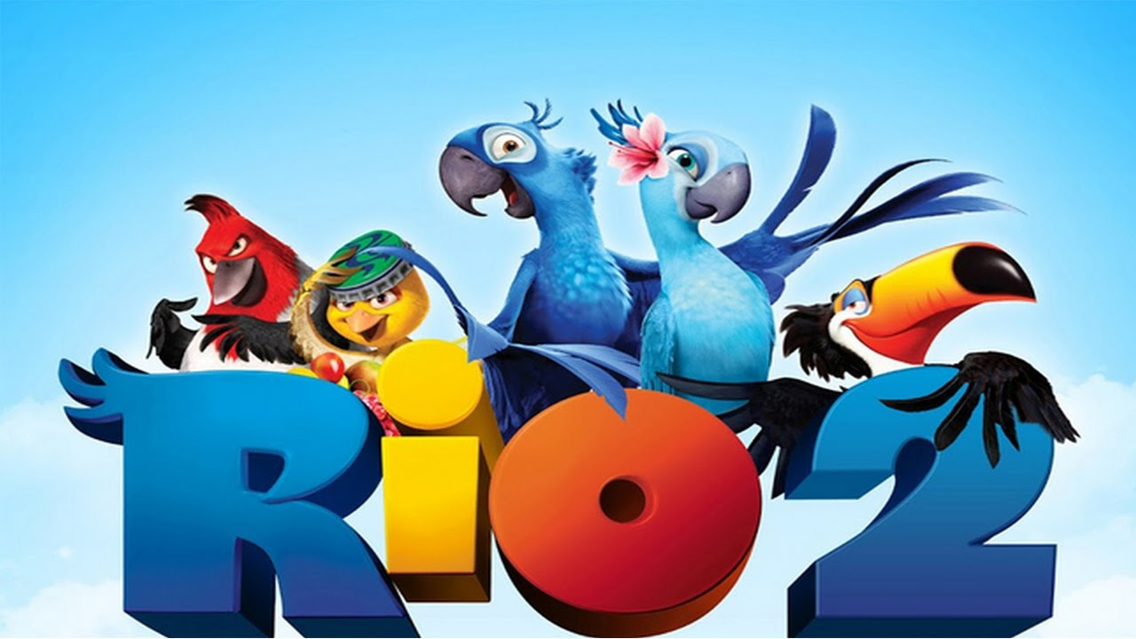 rio 2 full movie game - rio movie games compilation - youtube