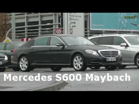 Erlk 246 Nig Mercedes Benz S 600 Maybach Xl S Klasse S Class Xl 2015 X222 The Successor Of